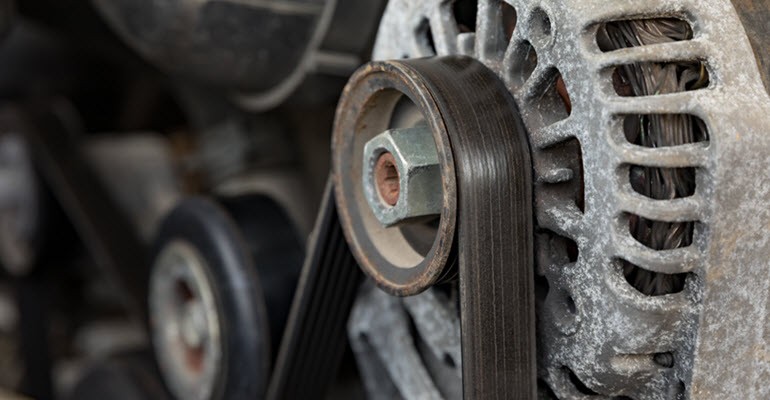 How to Fix Problems in Your Land Rover's Accessory Drive Belt