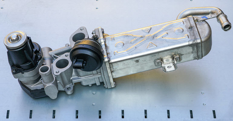 Where Should You Go in Chattanooga to Replace Your Audi's EGR Valve?